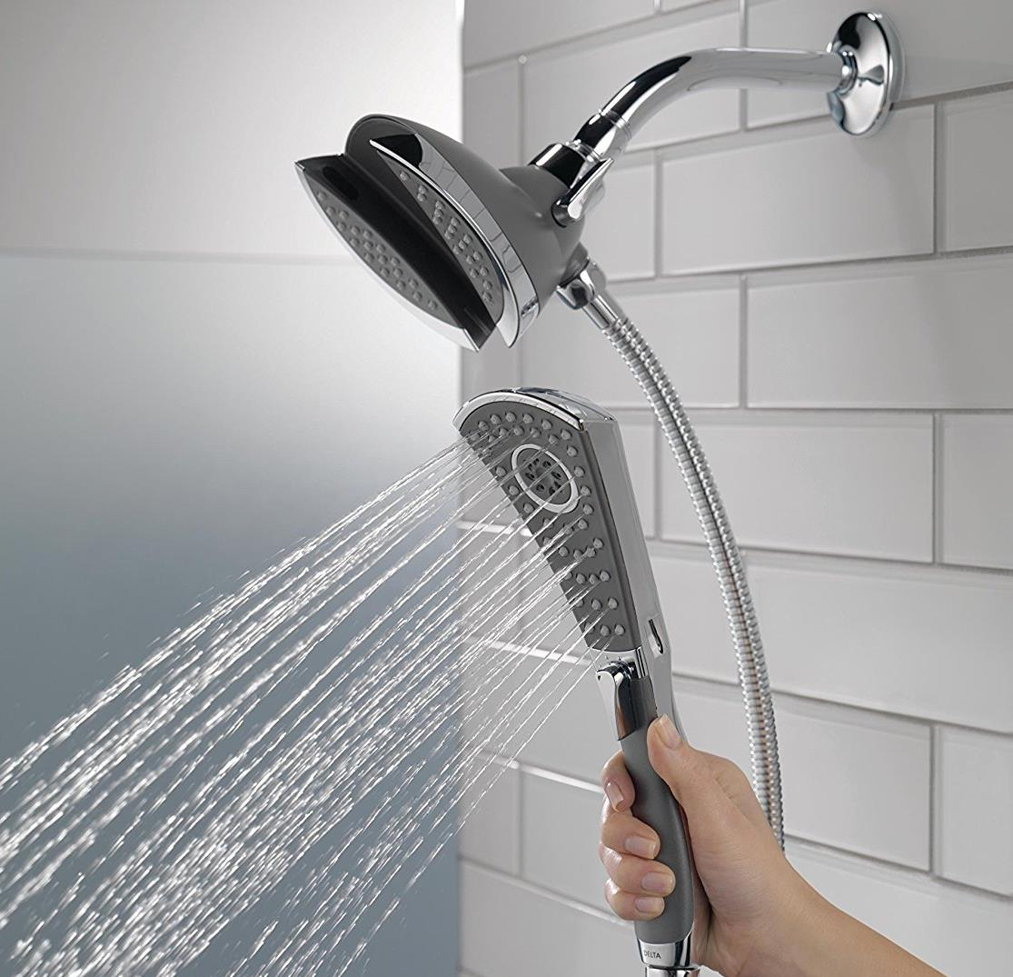 best shower heads best handheld shower reviews 2018 ultimate guide 10872